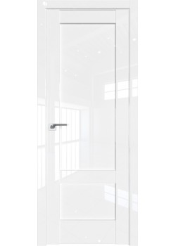 Двери 105 L - Белый Люкс Grazio