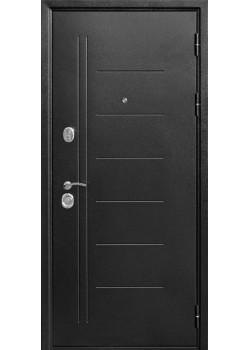 Двери Троя 115мм Серебро/Темный кипарис Царга Таримус