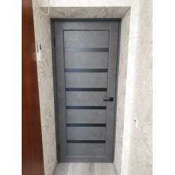 "Межкомнатные Двери PR-01 ""Korfad"" ПВХ плёнка"