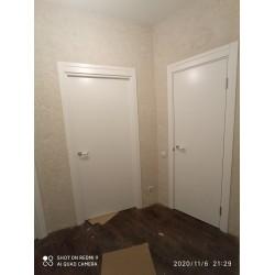 """Межкомнатные Двери Нордика 101 ПГ """"Галерея"""" Краска"""