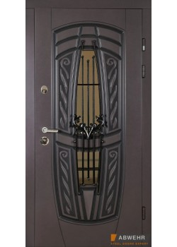 Двери Classk (KC) 209 glass Abwehr