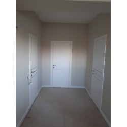Межкомнатные Двери Prima 3G ПГ белый мат Rodos Краска