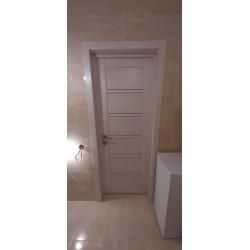 Межкомнатные Двери Porta 28 Бьянко Интерьерные Двери Ламинатин