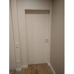 """Межкомнатные Двери Скрытая А1 """"Скрытого монтажа"""" Под покраску"""
