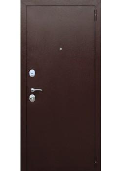 Двери Гарда 80мм Медный Антик/Белый ясень Таримус