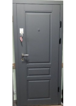 Двери 339 софт-тач мусон/белый супермат (коробка белая) Arma