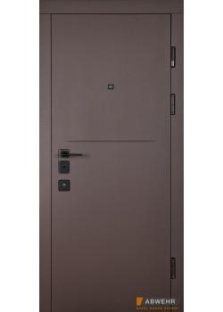 Двери Megapolis Safe (АП2 Safe) 444 Abwehr