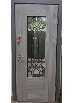 Двери 621 дуб кантри/термо белое дерево Arma