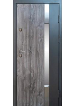 Двери 900 дуб кантри/термо белое дерево Arma