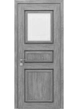 Двери A004 полустекло Rodos