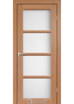 Двери Avant дуб натуральный сатин белый Darumi