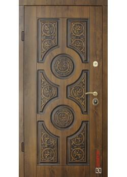 Двері Astoria Pt 2 кольори Zimen