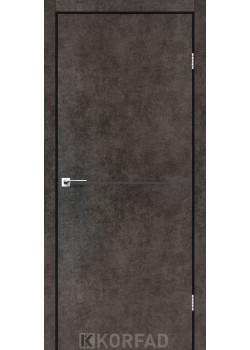 Двері DLP-01 antracite Korfad
