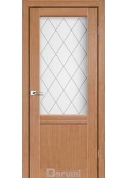 Двери Galant GL-01 дуб натуральный Darumi