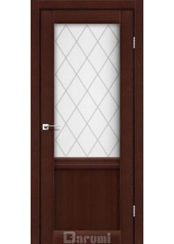 Двери Galant GL-01 венге панга Darumi