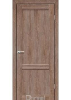 Двері Galant GL-02 горіх бургун Darumi