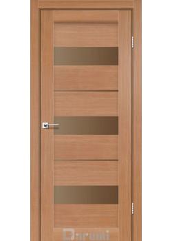 Двери Marsel дуб натуральный сатин бронза Darumi