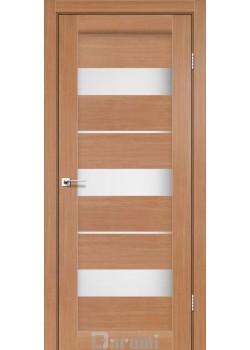 Двери Marsel дуб натуральный сатин белый Darumi