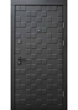 Двери Онтарио софт черный Qdoors
