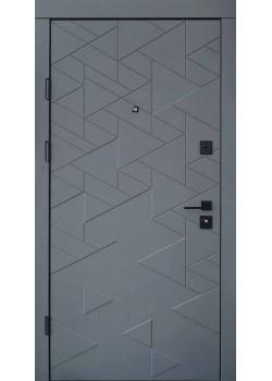 Двери Фрост 2 цвета Qdoors