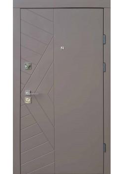 Двери Корса-М 2 цвета Qdoors