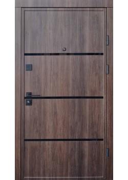 Двери Аккорд 2 цвета Qdoors