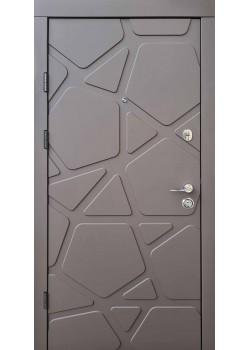 """Двери Премиум Делюкс-Гладь 2 цвета """"Qdoors"""""""