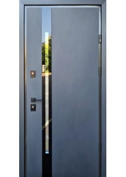 Двері Slim Z антрацит Страж