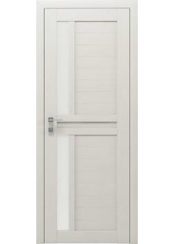 Двери Alfa полустекло Rodos