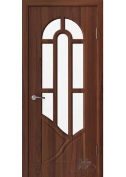 Двері Аркадія горіх шоколадний Неман