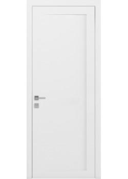 Двери Arrigo ПГ белый мат Rodos