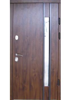 Двері Авеню Vinorit без ковки дуб бронзовий Redfort