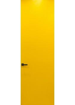 Двері прихованого монтажу фарбовані 55 профіль Danapris