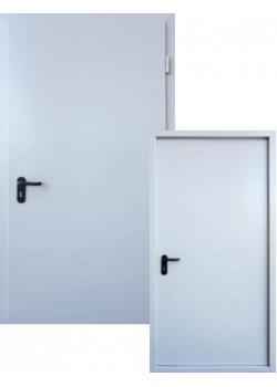 """Двері Технічні EI 60 RAL 7035 """"Qdoors"""""""
