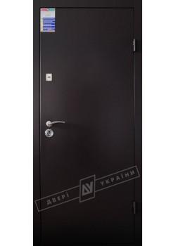 Двери Флеш Салют 2 м/м RAL 8019 BARRERA + RICCARDI Двери Украины