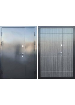 "Двери Металл-МДФ Горизонталь 1200 ""Форт"""