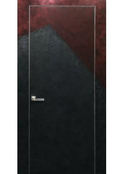 Двері прихованого монтажу грунтовані 55 профіль Danapris