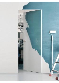 Двери Скрытые DveriPRO Invisible REVERSE Alum под покраску