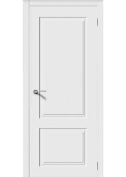 """Двери Квадро 2 белое """"Интерьерные Двери"""""""