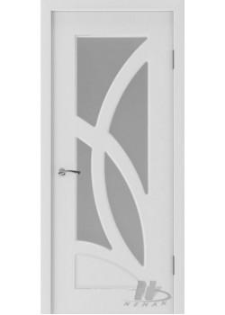 Двері Лілія скол дуба білого Неман