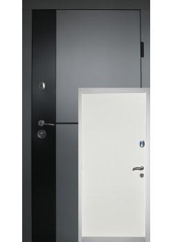 Двері Марсель Vinorit рама 2 кольори Redfort