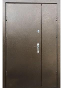 Двері Метал-метал з притвором вулиця 1200 Redfort