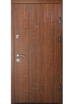 Двери ПК-157 + Дуб темный Министерство Дверей