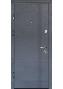 Двери ПК-262+ Дуб грифель/Дуб пломбир Министерство Дверей