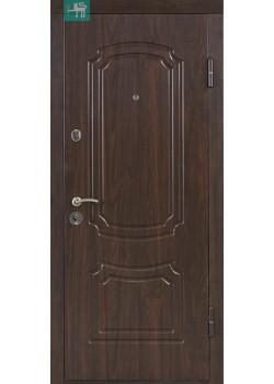 Двери ПО-01 Орех коньячный Министерство Дверей