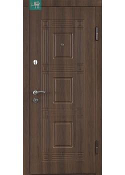 Двери ПО-02 Орех белоцерковський Министерство Дверей