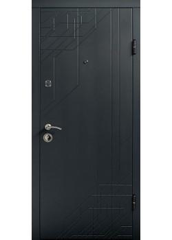 Двери ПО-260 Антрацит/белый мат Министерство Дверей