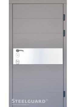 Двери Italy New двухцветная Steelguard