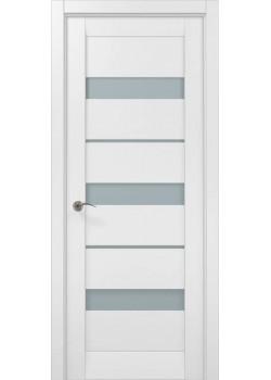 Двери ML 22c белый матовый Папа Карло