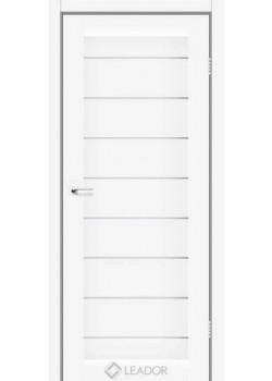 Двери Neapol Белые сатин Leador
